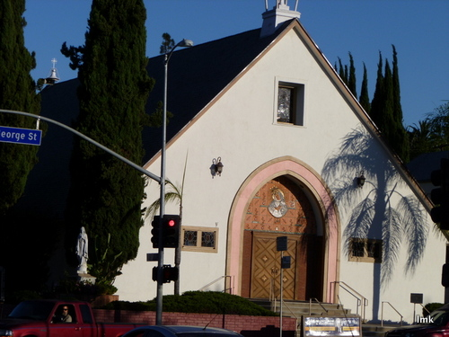 An L.A. Church
